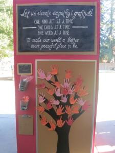 Gratitude Tree Pink